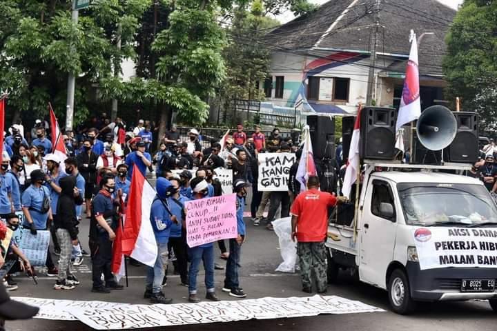 Ratusan Pekerja Hiburan Malam Kota Bandung Mendapat Tanggapan DPRD Jabar