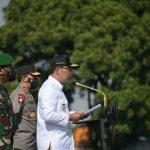 Ridwan Kamil Di  Pilkada Serentak 2020 Ajak TNI/Polri Edukasi Masyarakat Terapkan Protokol Kesehatan